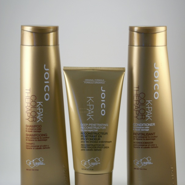 Joico Shampoo, Conditioner & Reconstructor for Colored Hair