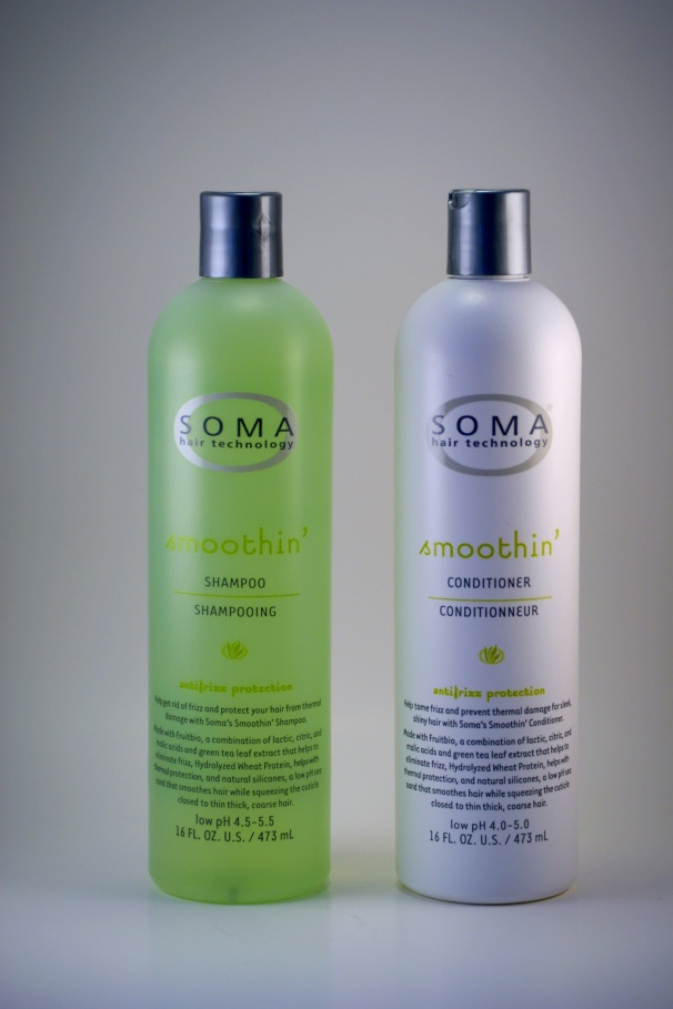 Soma Smoothin' Shampoo & Conditioner