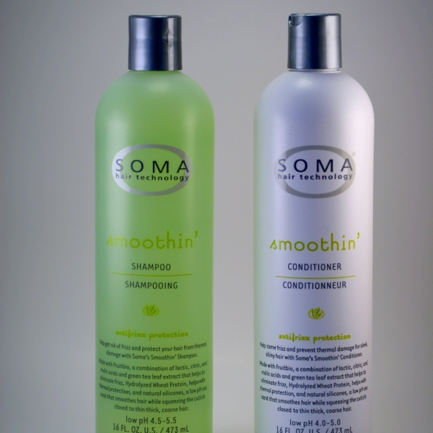 Soma Smoothin' Shampoo & Conditioner