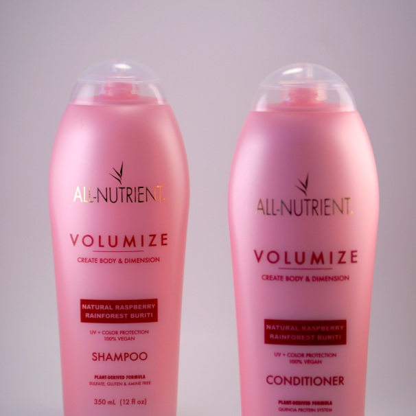 All-Nutrient Shampoo & Conditioner