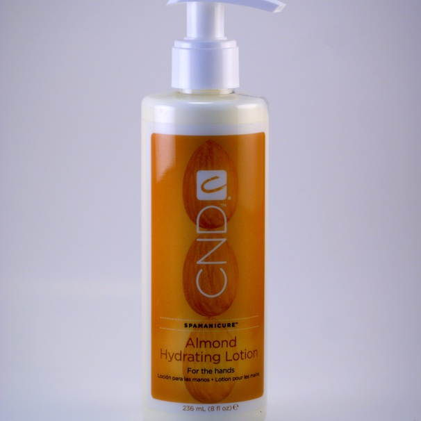 Spamanicure Almond Hydrating Hand Lotion
