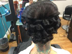 Formal Up-do by Renee