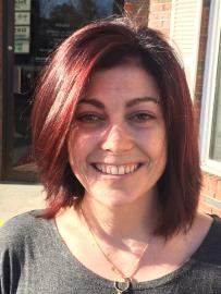 Cut, Color/Painted Highlights by Renee