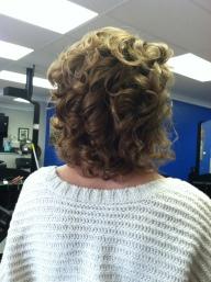 Formal Hair (back) by Reene