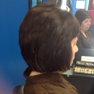 Cut/Color/Straighten by Amy
