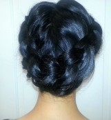 Up-do by Renee
