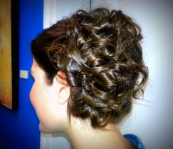 Up-do by Beth