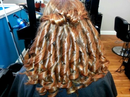 Prom Hair by Renee