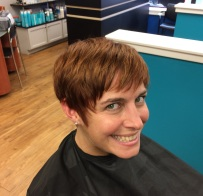 Textured Pixie and Color by Renee